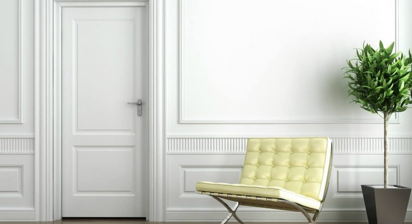 мекомнатная дверь фото