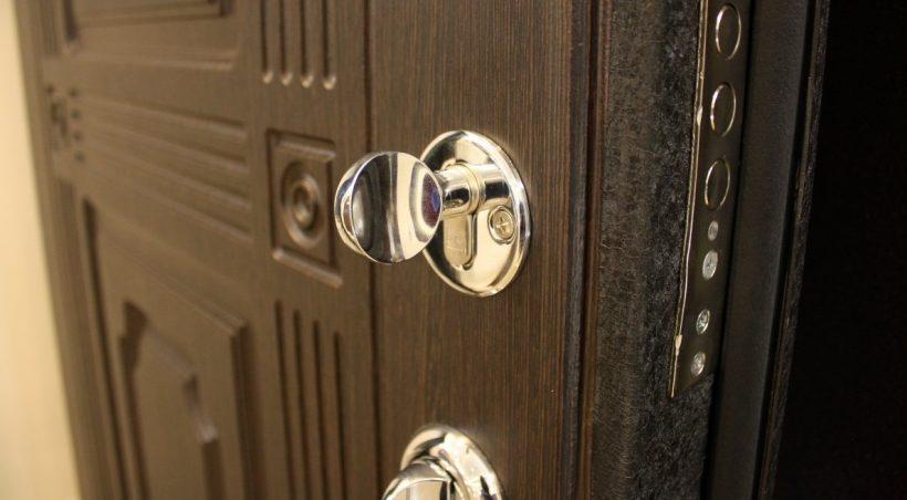 металлическая дверь изображение