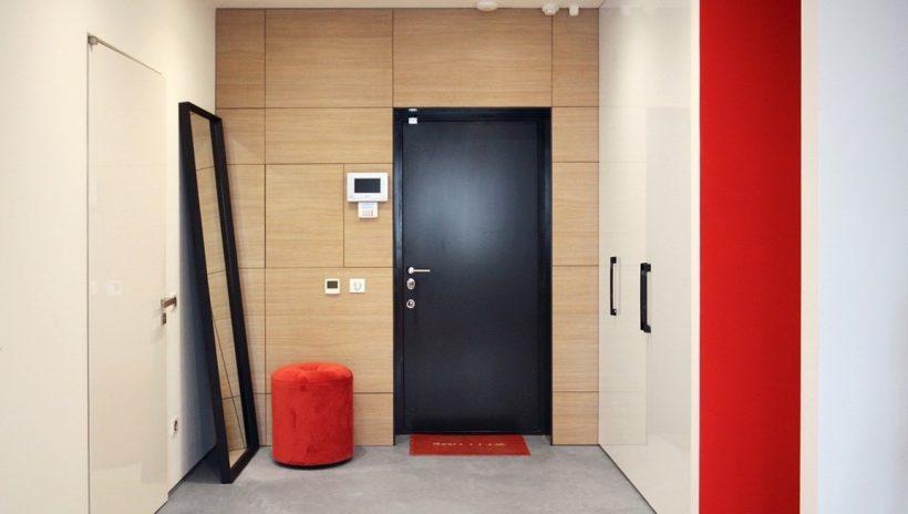 Металлическая входная дверь Могилев фото