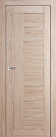 Дверь 17Х Капучино Мелинга Стекло Матовое