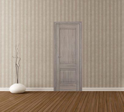 Дверь 1X Орех Пекан