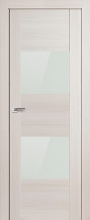 Дверь 21X ЭшВайт Мелинга Белый глянцевый лак