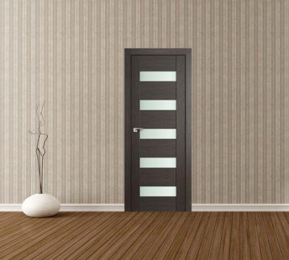 Дверь 29X Венге Мелинга Стекло Матовое