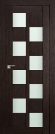 Дверь 36X Венге Мелинга Стекло Матовое