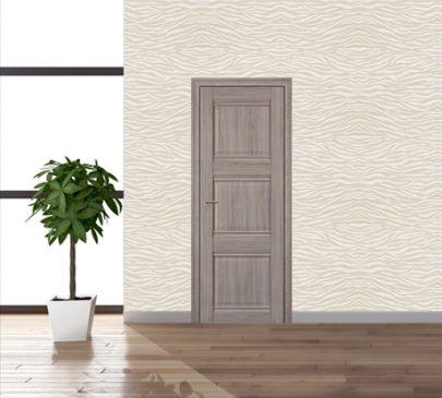 Дверь 3X Орех Пекан