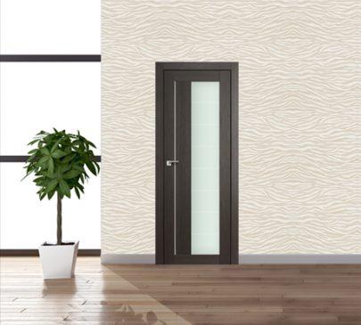 Дверь 47X Грей Мелинга Стекло Матовое