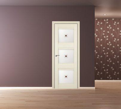 Дверь 4X ЭшВайт