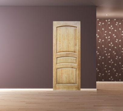 Дверь ДГ 16 Светлый лак