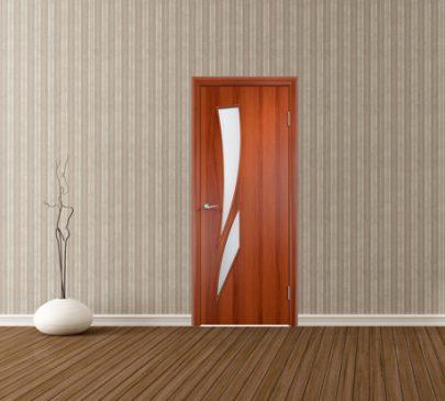 Дверь Verda ПО С2 Итальянский орех