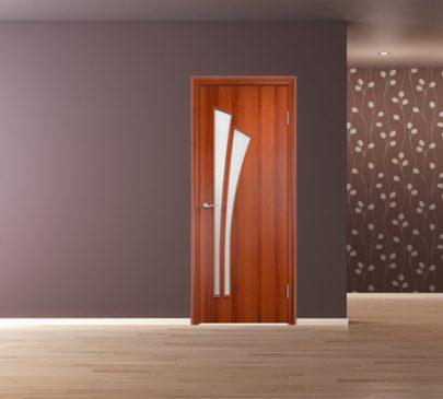 Дверь Verda ПО С7 Итальянский орех