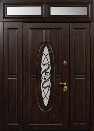 Дверь Квадро №1