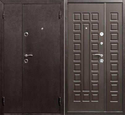 Дверь для тамбура Квадро 8