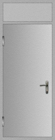 Дверь техническая добор верхний