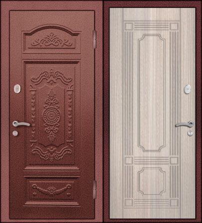 Дверь Стандарт Люкс №1