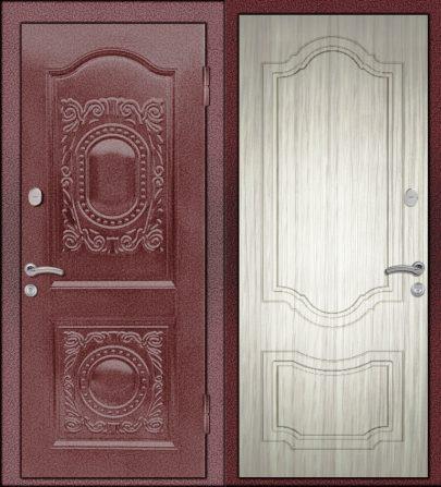 Дверь Стандарт Люкс №2