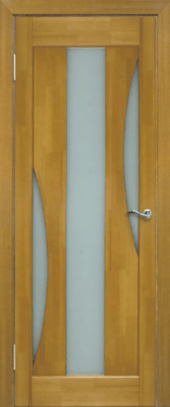 Дверь ЧО модель №5 песочный (в размере 700, 800, 900)