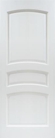 Дверь ДГ 16 Белый лоск