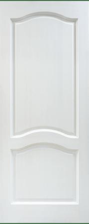 Дверь ДГ 7 Белый лоск