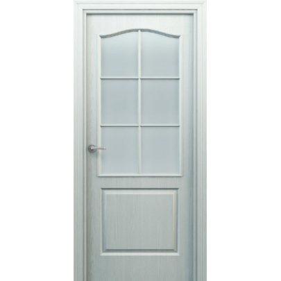 Дверь Классика ПО беленый дуб