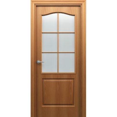 Дверь Классика ПО миланский орех