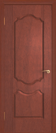 Дверь Орхидея ДГ Итальянский орех