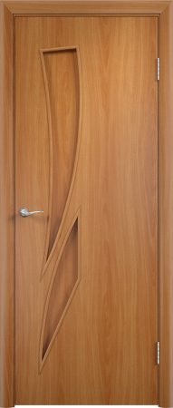 Дверь Verda ПГ С2 Миланский орех
