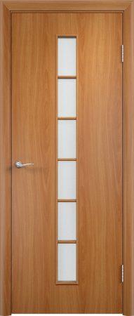Дверь Verda ПО С12 Миланский орех