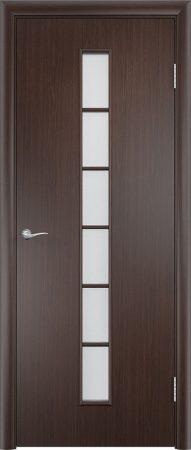 Дверь Verda ПО С12 Венге