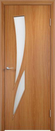 Дверь Verda ПО С2 Миланский орех