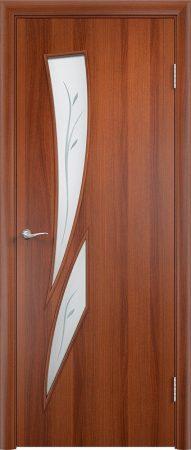 Дверь Verda ПО С2(ф) Итальянский орех