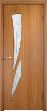 Дверь Verda ПО С2(ф) Миланский орех