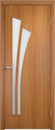 Дверь Verda ПО С7 Миланский орех