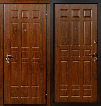 Двери с терморазрывом на базе Бастион