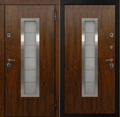 Дверь Альфа Pro дуб