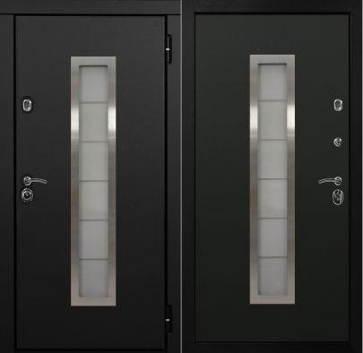Дверь Альфа Pro графит