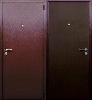 Дверь Эконом №1
