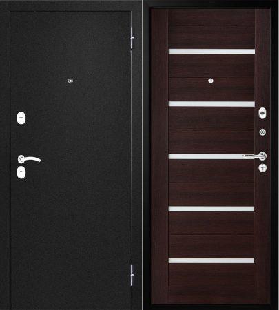 Дверь серии D-3.1 венге