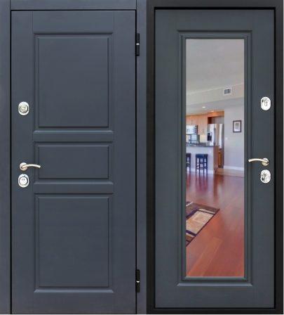 Дверь NEXT №6 с зеркалом