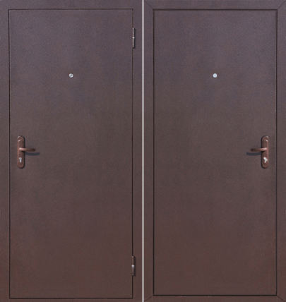 Дверь Эконом МТ-6