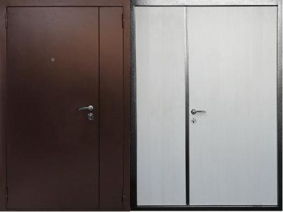 Дверь для тамбура Эконом